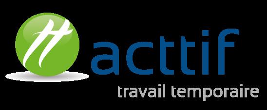 Logo-ACTTIF-Travail-temporaire